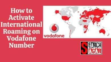 Photo of How to Activate International Roaming on Vodafone Number