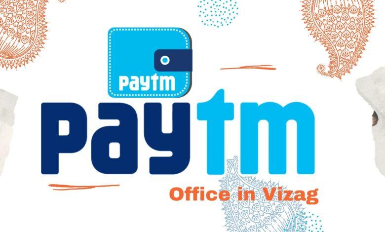 Paytm Office in Vizag