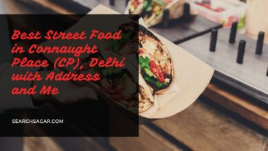 Photo of Best Street Food in Connaught Place (CP), Delhi with Address and Menu