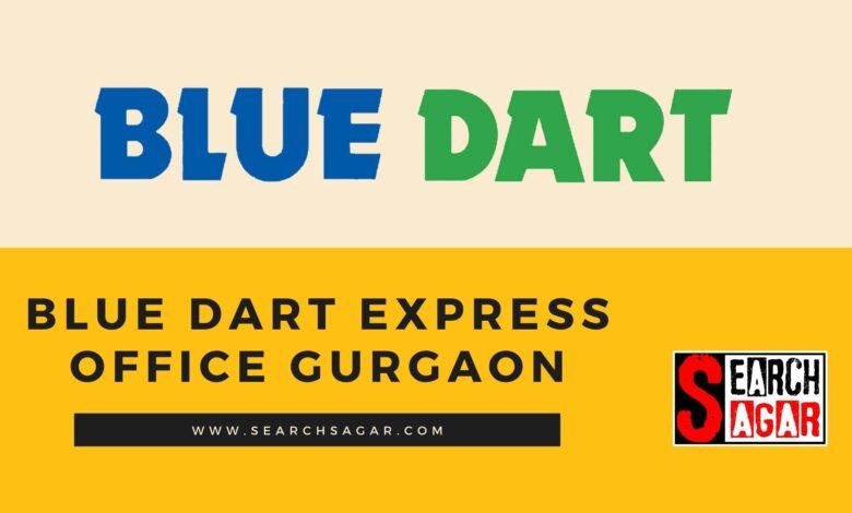 Blue Dart Express Office Gurgaon