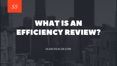 Photo of What is an Efficiency Review?