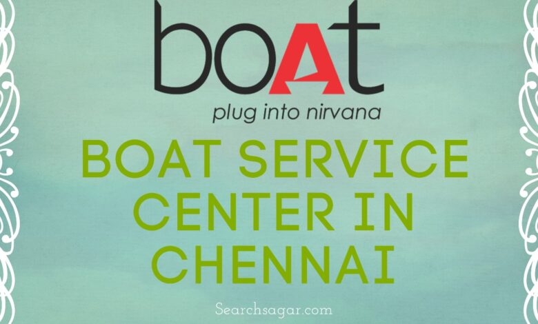 Boat Service Center in Chennai
