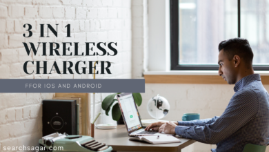 Photo of HIGH END 3 IN 1 WIRELESS CHARGER FOR YOUR IOS AND ANDROID DEVICES