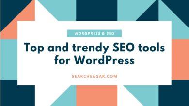 Photo of WordPress & SEO Tools