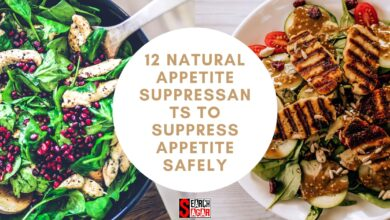 Photo of 12 Natural Appetite Suppressants to Suppress Appetite Safely