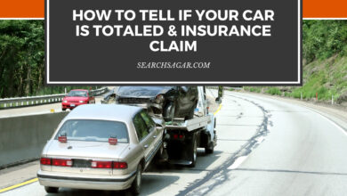 Photo of How to Tell if Your Car is Totaled & Insurance Claim