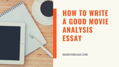 Photo of How to Write a Good Movie Analysis Essay