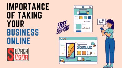 Photo of Importance of Taking Your Business Online