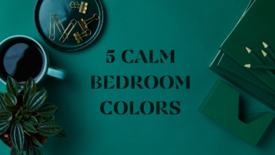 Photo of 5 Colors to Set Your Disposition for a Calm Bedroom