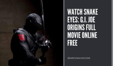 Photo of Watch Snake Eyes: G.I. Joe Origins Full Movie Online Free