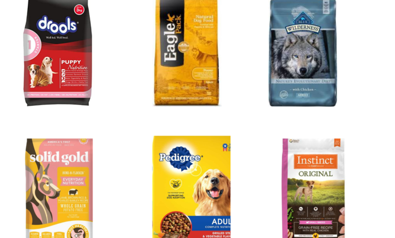 dog food brand in india